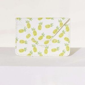 Urban Outfitters Pineapple Card Holder